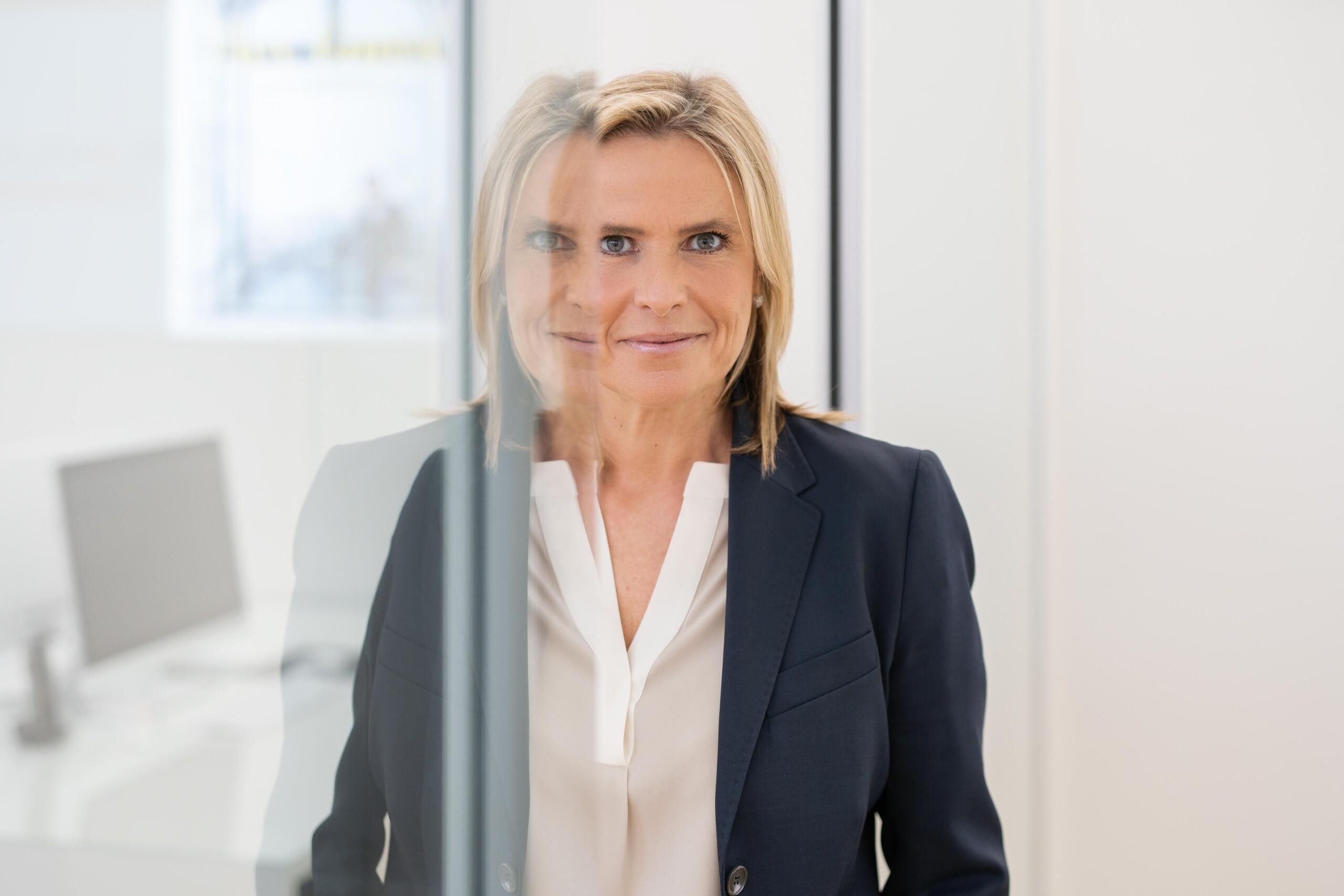 Portraitfoto Sabine Meidinger